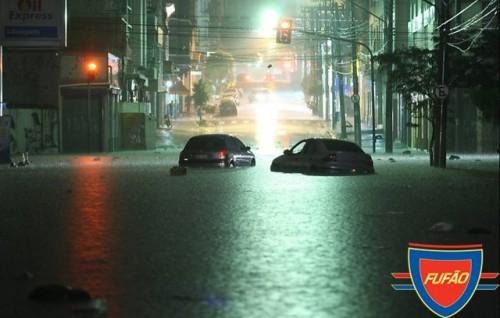 Dica: Fique atento e aprenda como fugir de enchentes
