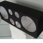 Caixa Selada fufão teto solar