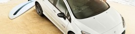 Peugeot lança edição limitada a 600 unidades feita em parceria com a Quiksilver