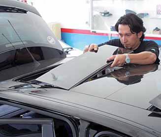 Teto solar é opção para diversos carros
