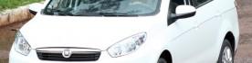 Novo Fiat Grand Siena 2016 com Teto Solar