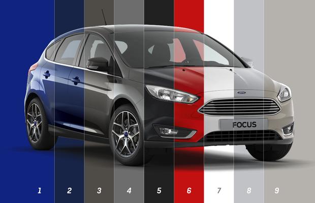 Ford Focus 2016 com teto solar - fato teto solar