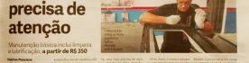 Fufão Teto Solar é destaque no Jornal do Carro